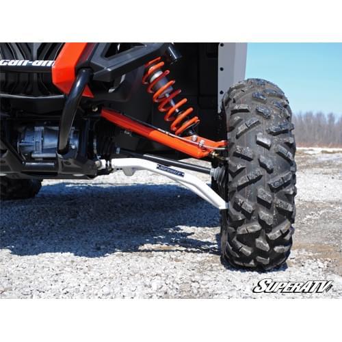 Нижние спортивные рычаги Super ATV для CanAm Maverick 2012+