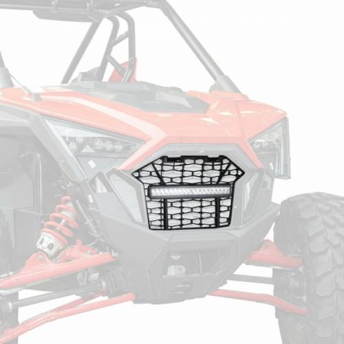 Решетка переднего бампера с фарой для Polaris RZR PRO XP 2020+ 5456612