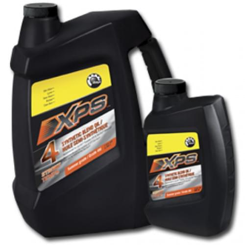 Полусинтетическое масло XPS для 4-х тактных двигателей, (летнее) 946 мл. 293600121